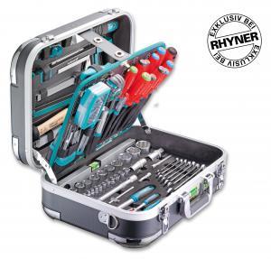 Rhyner Werkzeugkoffer 151 Teilig Pb Knipex