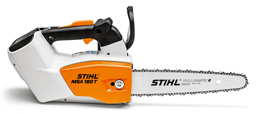 stihl akku kettens ge 36v msa 160 t solo 30cm. Black Bedroom Furniture Sets. Home Design Ideas